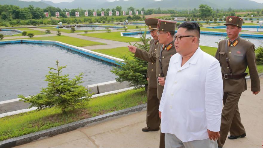 Pyongyang denuncia la 'conspiración conflictiva' de EEUU y Seúl