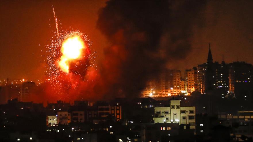 Nuevos ataques israelíes a Gaza dejan un muerto y ocho heridos