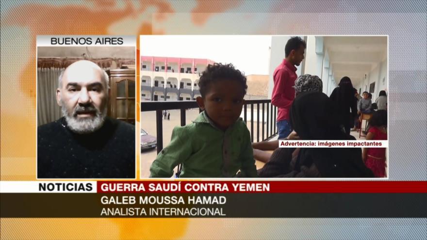 Moussa Hamad: Arabia Saudí se ha convertido en otro Israel