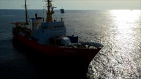 Llega a España el Open Arms con 87 inmigrantes a bordo