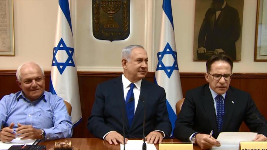 Israel vuelve a atacar Resistencia palestina en Gaza