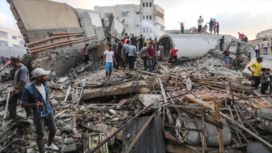 'Israel y HAMAS pactan una tregua tras aumento de ataques a Gaza'