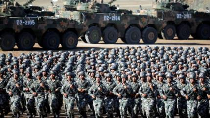 China niega su participación en ofensiva del Ejército sirio en Idlib