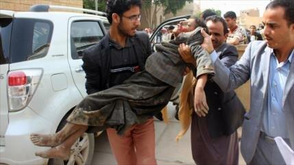 Arabia Saudí defiende la matanza de niños yemeníes en Saada