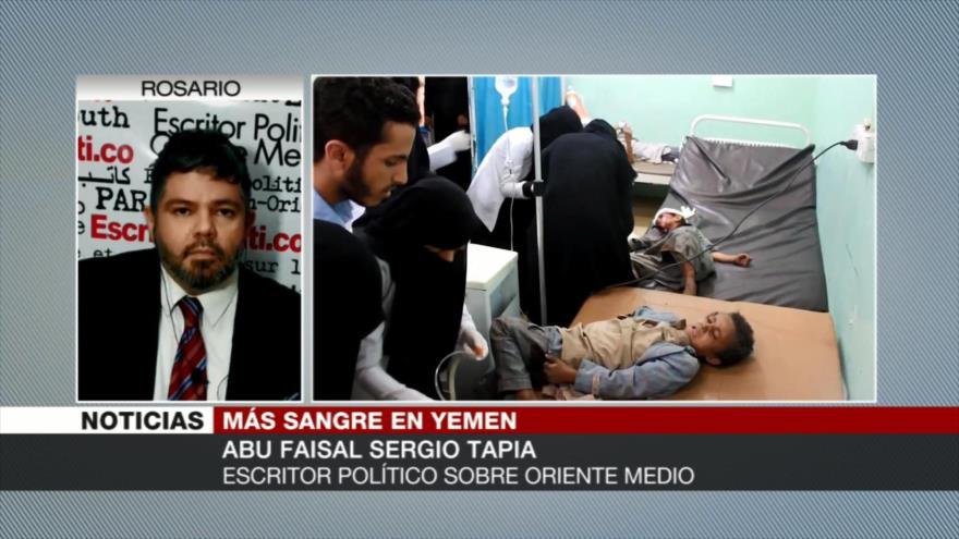 Abu Faisal: Monarquía saudí es el régimen más criminal del mundo árabe