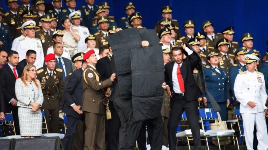 Venezuela arresta a otras 7 personas por atentado contra Maduro