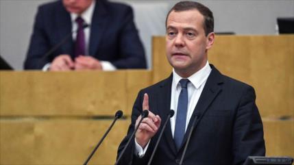 Rusia ve declaración de guerra económica nuevas sanciones de EEUU