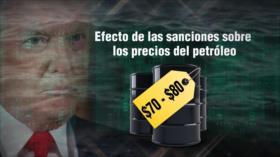 Irán Hoy: La exportación de petroleo de Irán; Un nuevo objetivo para Donald Trump