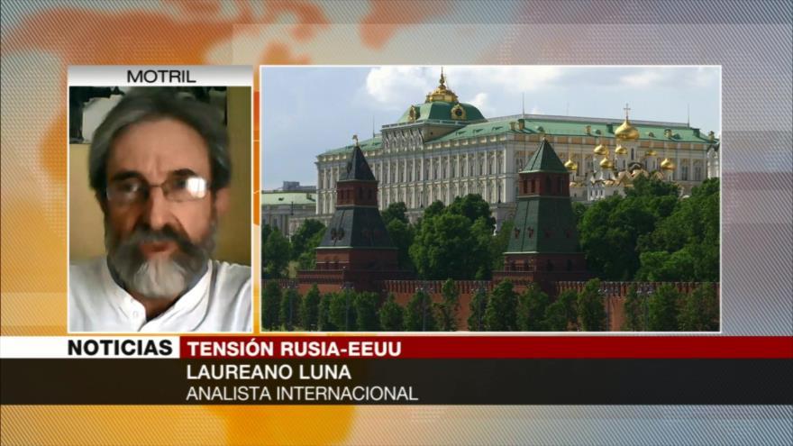 Laureano Luna: Rusia no tomará medidas militares ante EEUU