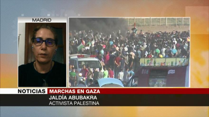 Abubakra: Israel nunca podrá acabar con el pueblo palestino