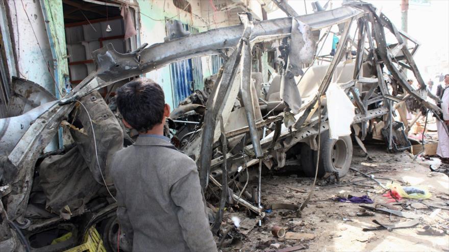 Unión Europea denuncia nueva masacre saudí en Yemen