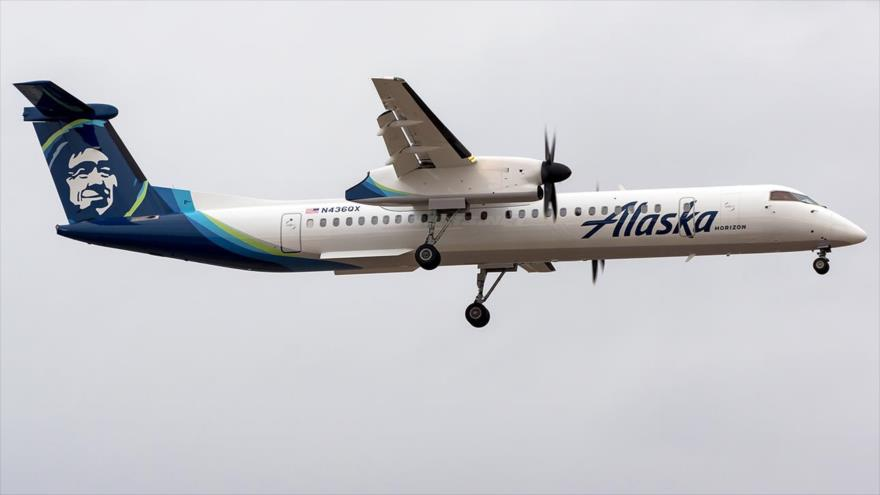 Se confirma robo de avión en Estados Unidos; habría sido derribado