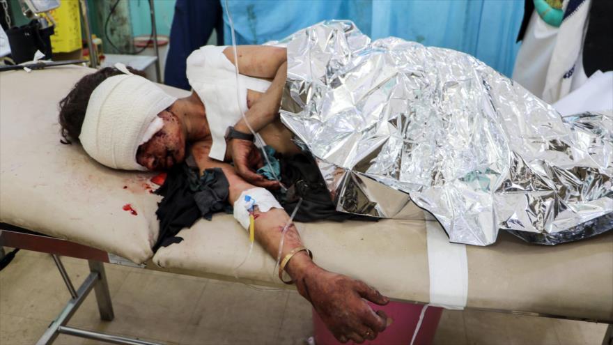 """Senador demócrata critica a EEUU por ser """"cómplice"""" de Riad en Yemen"""