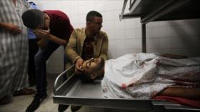 Muere otro palestino herido por fuego israelí en marchas en Gaza