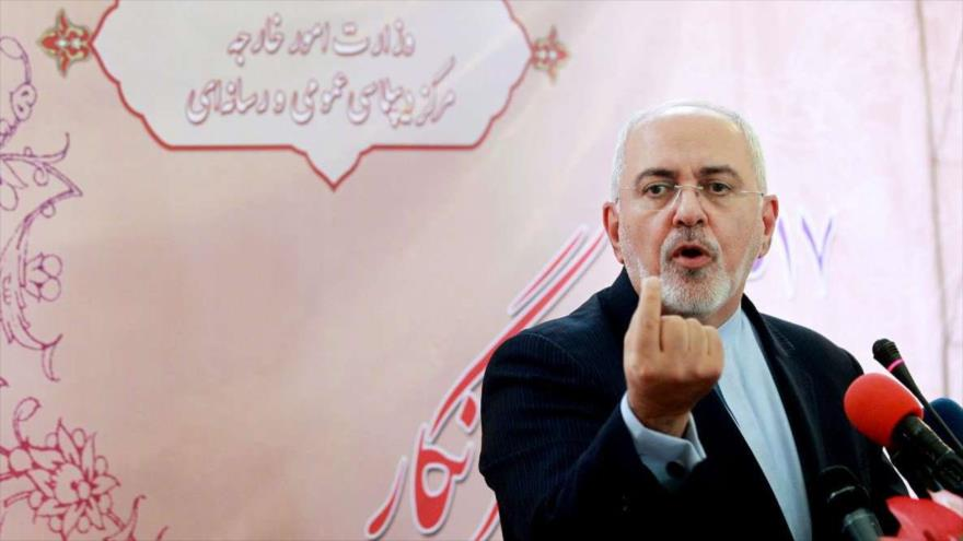 Irán repudia 'vergonzoso' júbilo de Trump al sancionar a Turquía