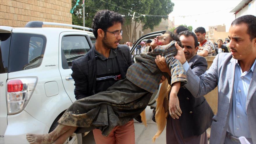 Líder yemení culpa a EEUU de la 'atroz' matanza de escolares