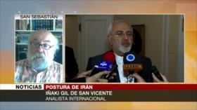 Gil de San Vicente: EEUU ha probado falta de seriedad en diálogos