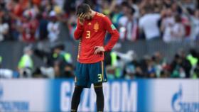 Piqué dice adiós a la selección nacional de fútbol española