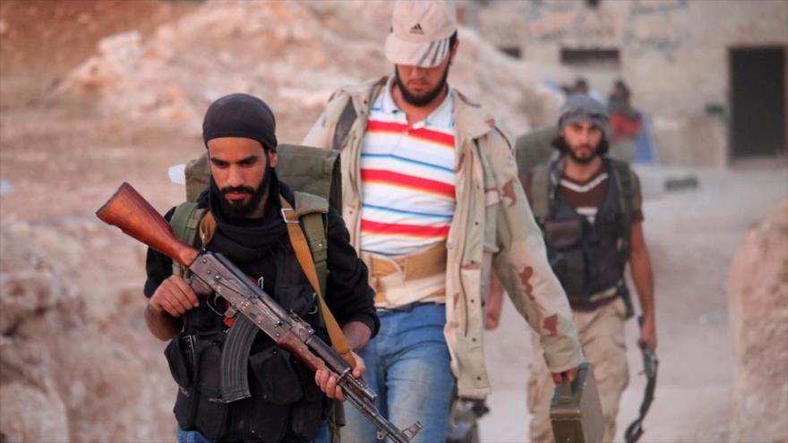 Grupos terroristas amenazan a Siria con una ofensiva desde Idlib