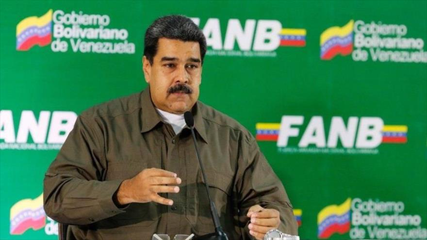 Maduro aseguró que el drone de su