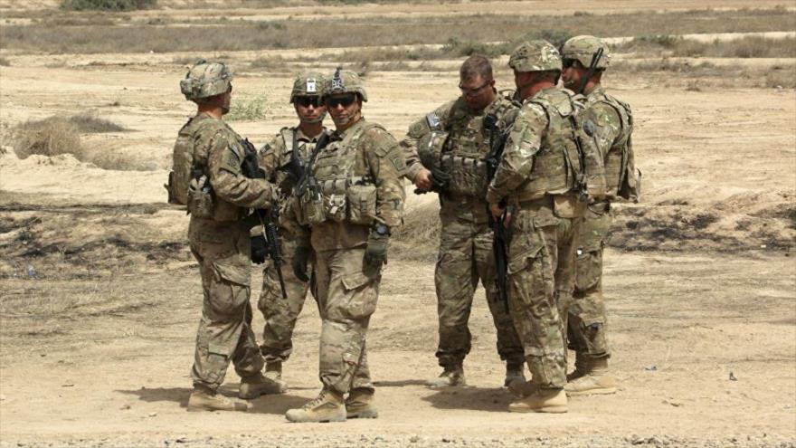 Crece miedo en la Marina de EEUU desplegada en Siria