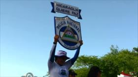 Oposición realiza nuevas marchas en Nicaragua