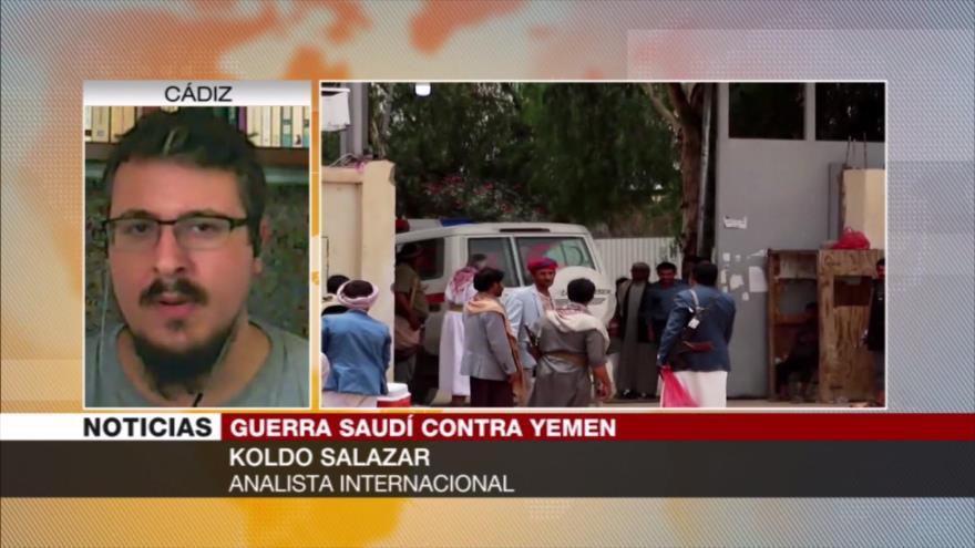 Salazar: Condenas de palabra a crímenes saudíes no sirven de nada