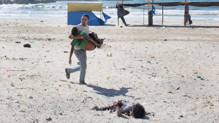 Informe: Israel usó drones para asesinar a niños en Gaza en 2014
