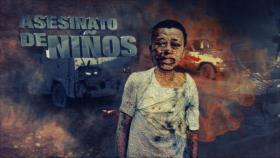 Detrás de la Razón: ¿España y EEUU detrás del asesinato de niños con súper armas?
