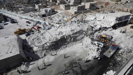 Rusia avisa de violaciones del alto el fuego en Latakia y Hama