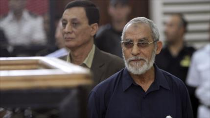 Dictan otra cadena perpetua al líder de los HHMM en Egipto