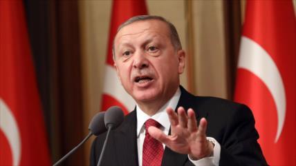 Erdogan: Turquía aumentará su presencia militar en norte de Siria