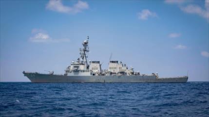 Un destructor de EEUU equipado con sistema Aegis llega a mar Negro