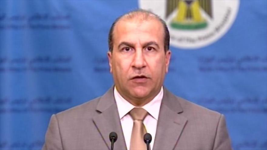 El portavoz del Gobierno iraquí, explicó la postura del Gobierno del país árabe acerca de las sanciones de EE.UU contra Irán.