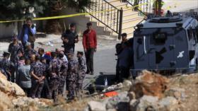 Cancillería de Irán condena ataque terrorista en Jordania