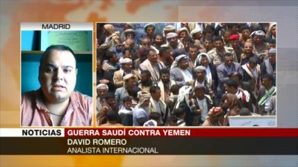 Romero: El mundo guarda silencio ante la masacre de yemeníes