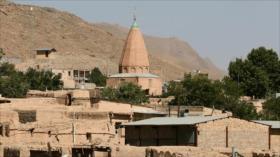 Irán: 1- El cañón de Kal-e-Sar dar en Tabas 2- La naturaleza de Golpayegan 3- Comidas tradicionales de Bandar Abbas