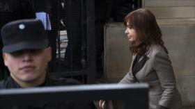 Cristina alerta de estrategia regional contra líderes progresistas