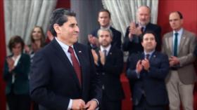 Ministro chileno dimite por escándalo 4 días tras asumir el cargo