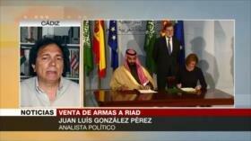 González: Casa Real española se montó por fondos de Arabia Saudí