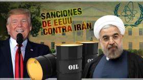 Detrás de la Razón: La guerra por el petróleo: Trump, EEUU, Rusia, China e Irán