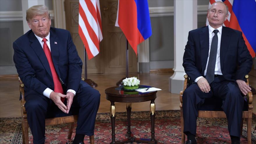 """Congreso de EEUU busca declarar a Rusia """"patrocinador de terrorismo"""""""