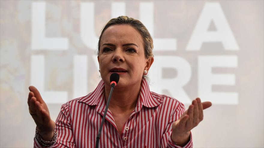 PT defiende derechos de Lula como candidato