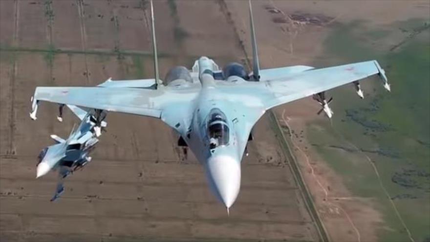 Vídeo: Vean todo el poderío aéreo de Rusia en unos segundos
