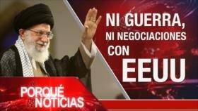 El Porqué de las Noticias: Ni guerra, ni tregua. La Lira turca en caída. CFK niega sobornos