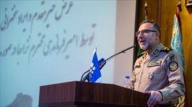 'Irán, listo para compartir capacidades defensivas con aliados'