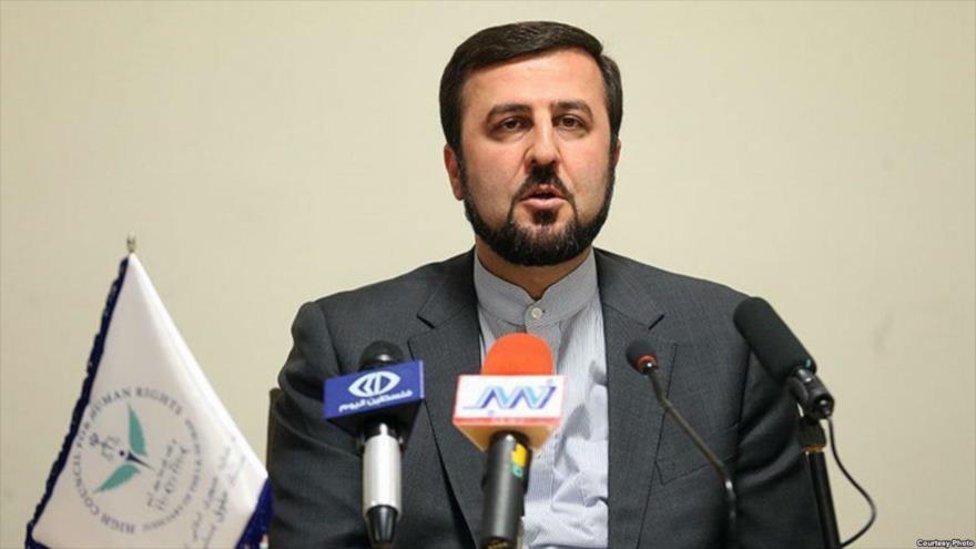 Irán y Brasil abogan por reforzar 'buenas y constructivas' relaciones