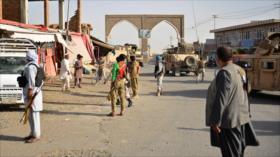 Talibán toma una base militar en Afganistán y mata a 10 soldados