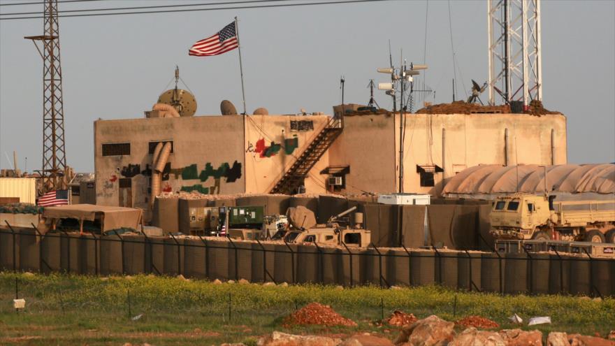 Informe: EEUU amplía 3 bases en Siria y establece otra en Manbiy