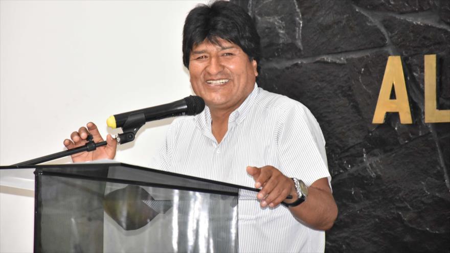 Morales celebra su récord en el poder y el crecimiento económico | HISPANTV